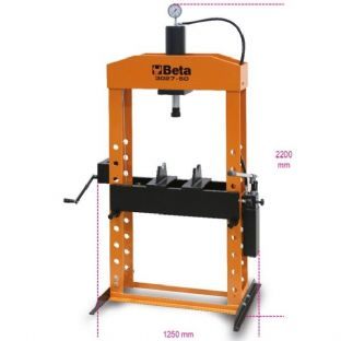 Beta 3027 50 50Tonne Hydraulic Press With Moving Piston